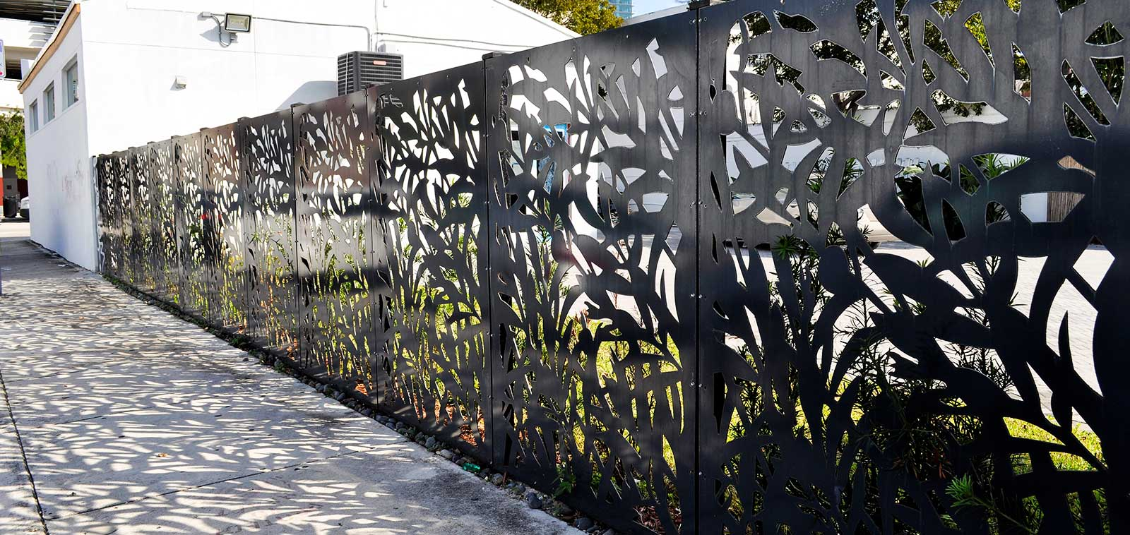 Laser Cut Panels Viso Doors